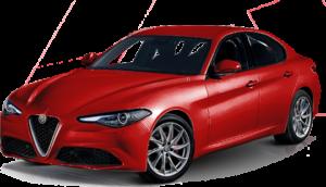 Alfa Romeo Giulia Be Free Pro