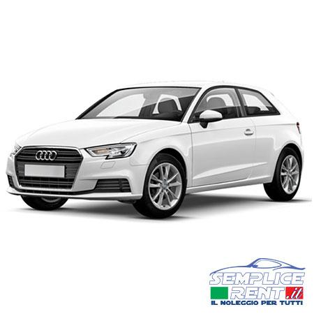 Audi A3 noleggio lungo termine