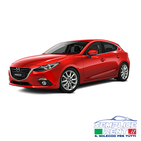 Mazda 3 Noleggio Lungo Termine