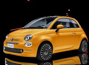 Fiat 500 Be Free