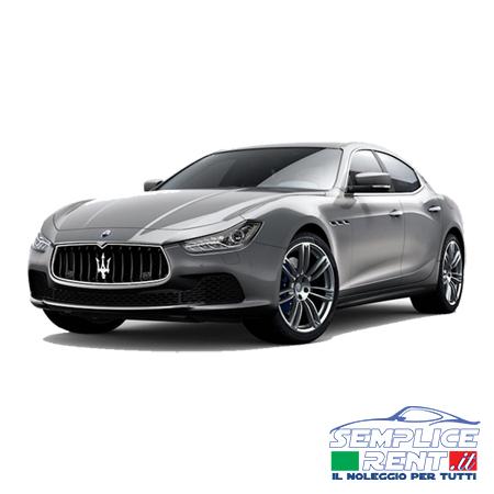 Maserati Ghibli Noleggio Lungo Termine