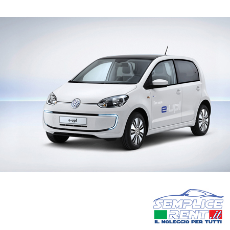 Volkswagen E-UP Noleggio Lungo Termine