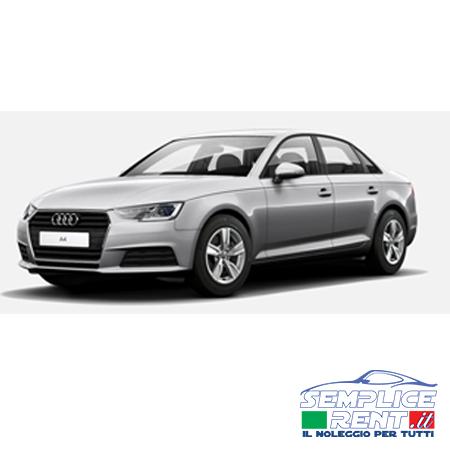 Audi A4 Noleggio Lungo Termine