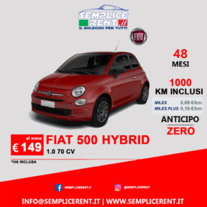 FIAT PAY PER USE LEASYS